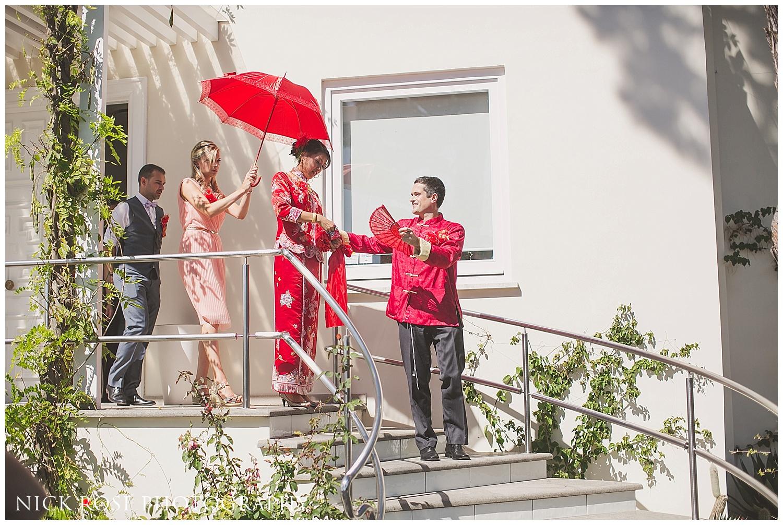 Outdoor Chinese Destination Wedding