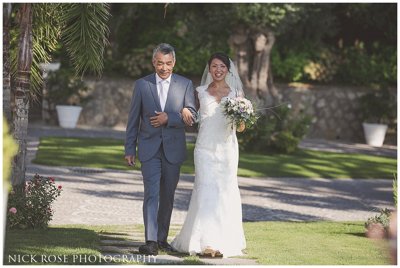 Destination Wedding Photography Sorrento Italy
