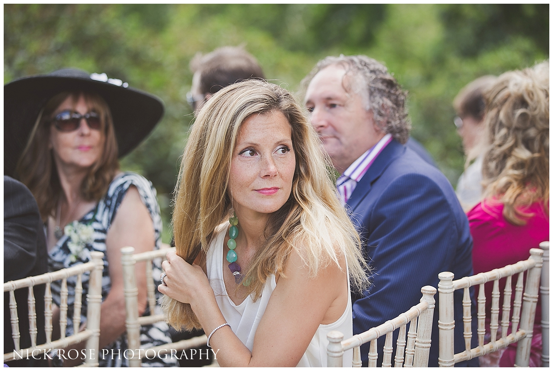 Pennyhill Park Summer Wedding