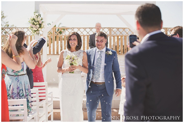 Destination wedding in the Algarve Portugal