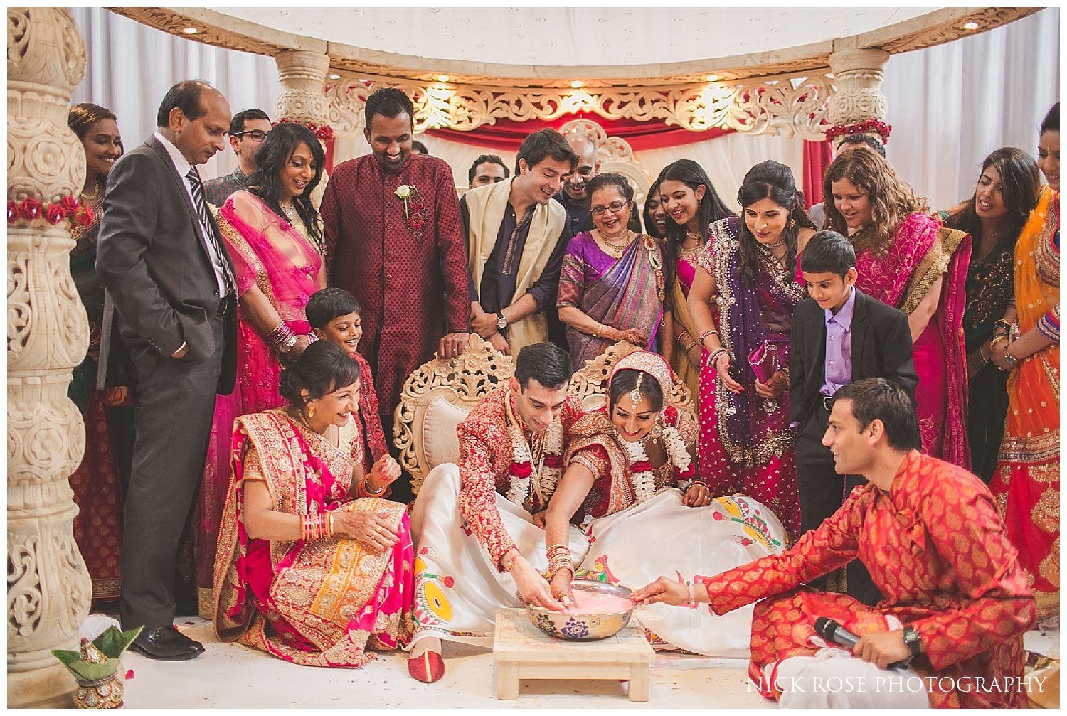 Hatfield House Asian Wedding Hertfordshire