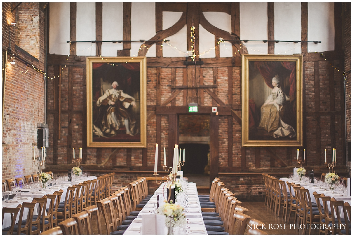 Hindu Wedding Reception at Hatfield House