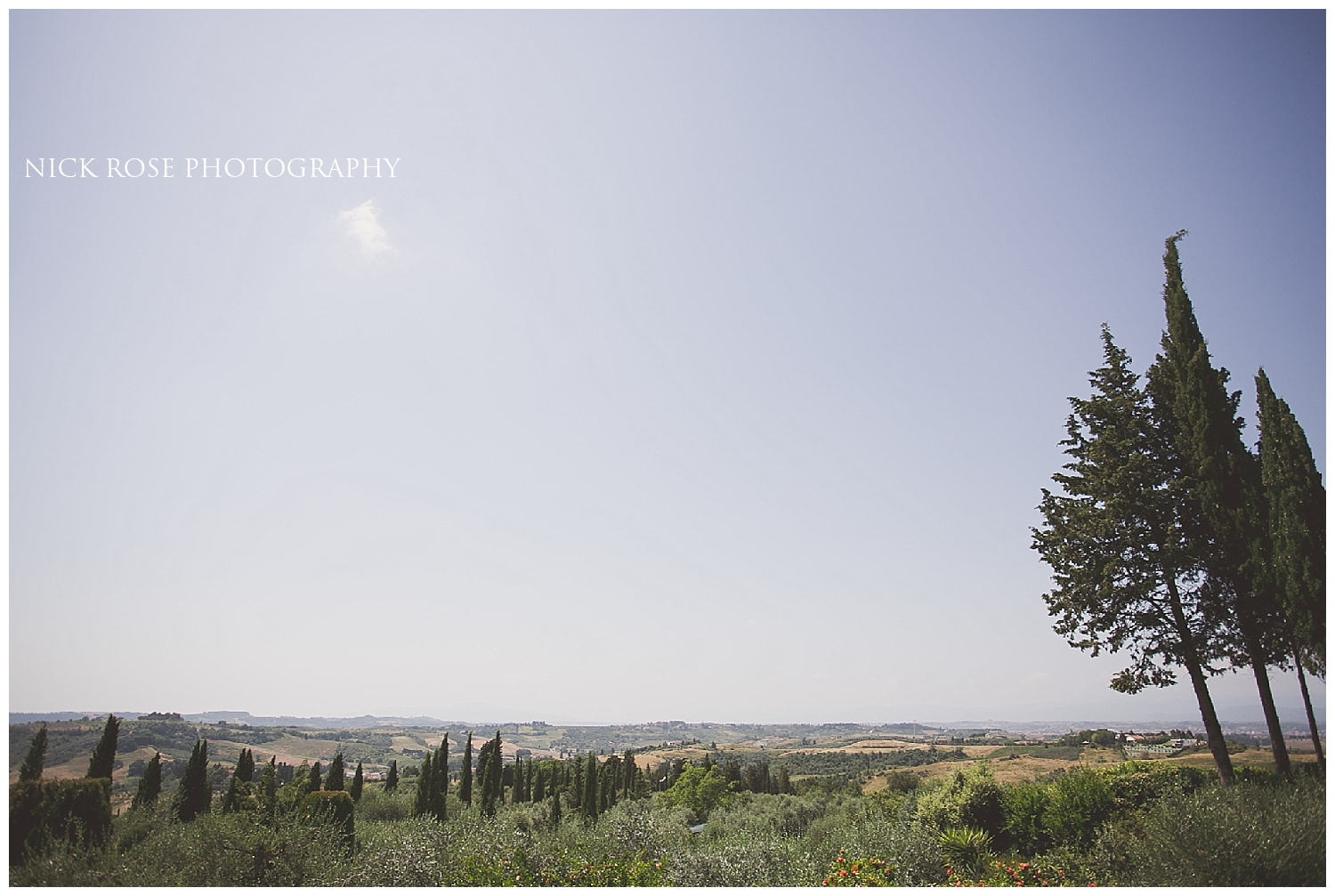 Destination Wedding Photography in Florence Italy