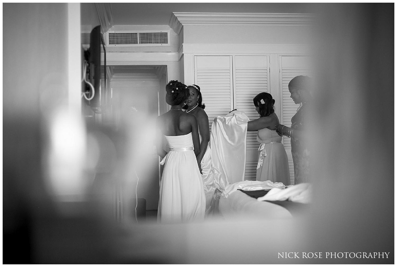 Coconut Bay Destination Wedding in St Lucia
