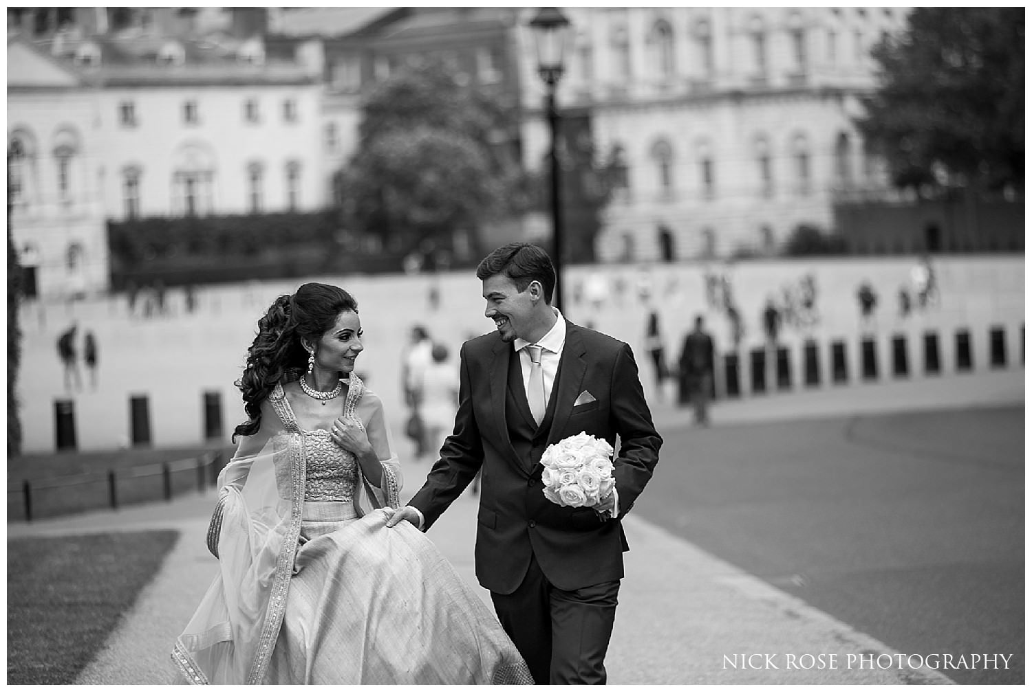 Pall Mall Wedding Photographer London