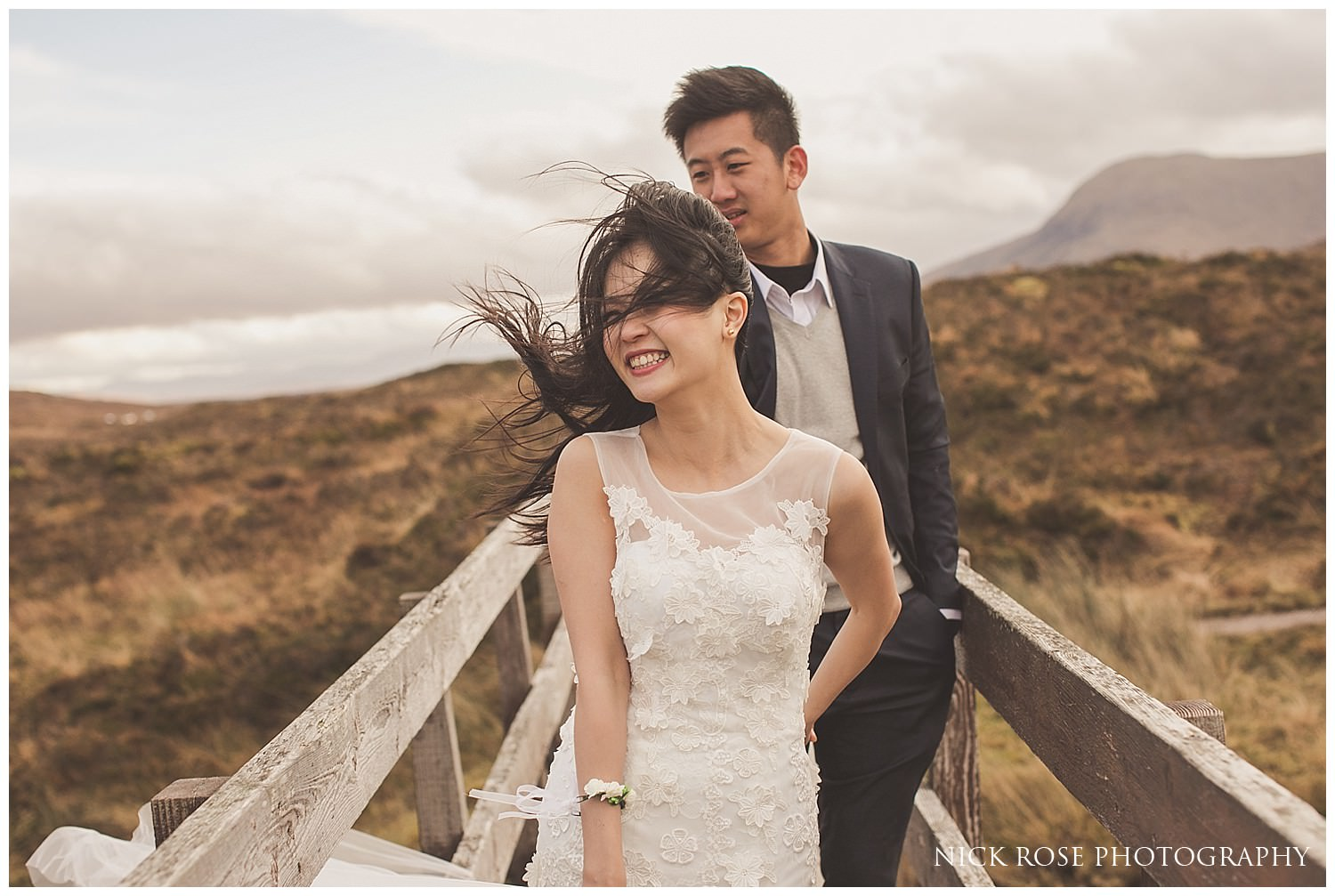 Pre Wedding Photography Scotland