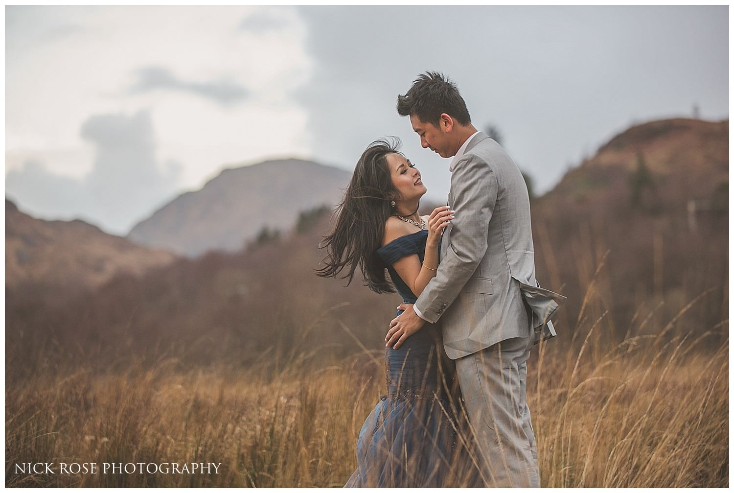 Loch Lomond Pre Wedding Photography Scotland