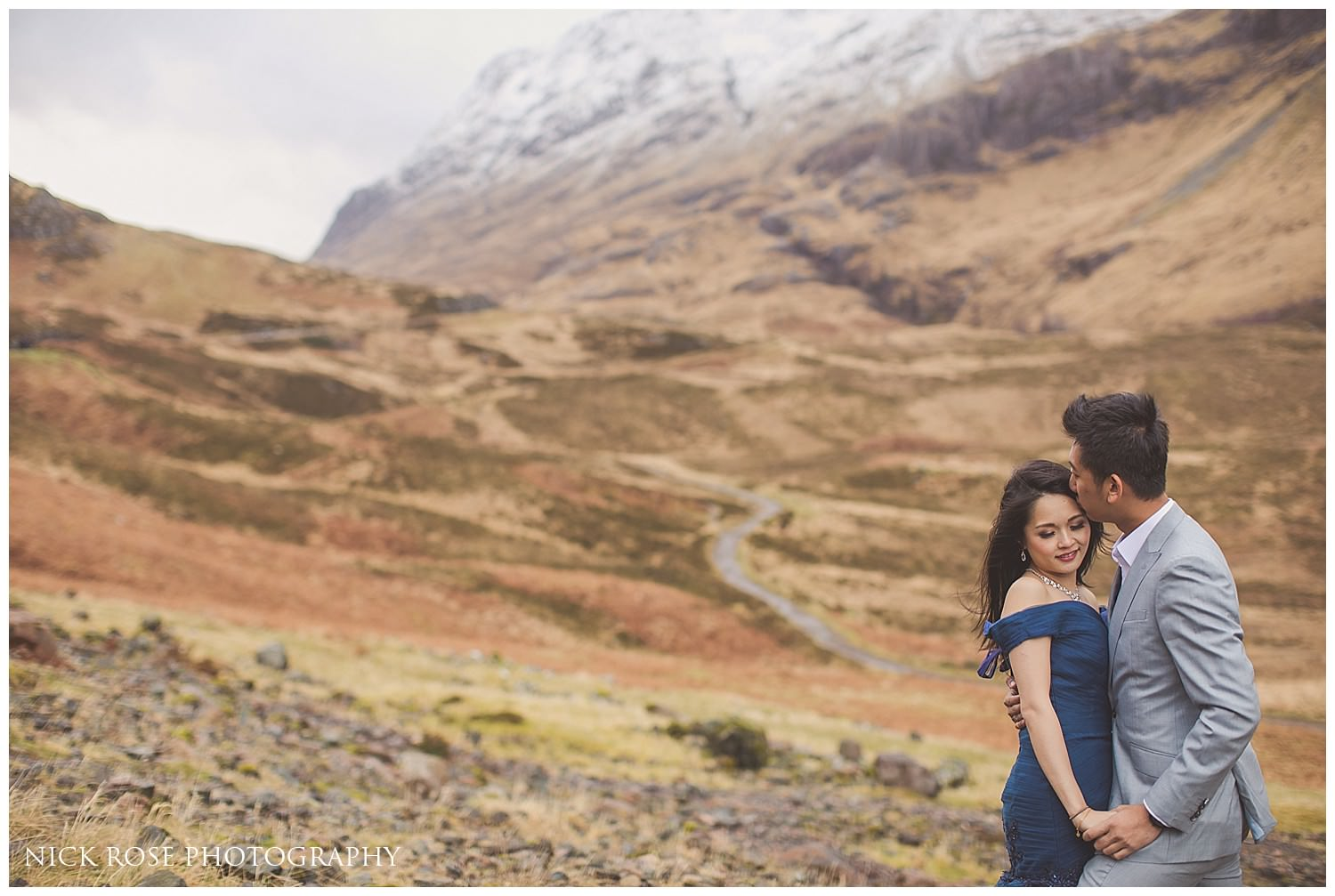 Pre Wedding Photography Scotland Highlands