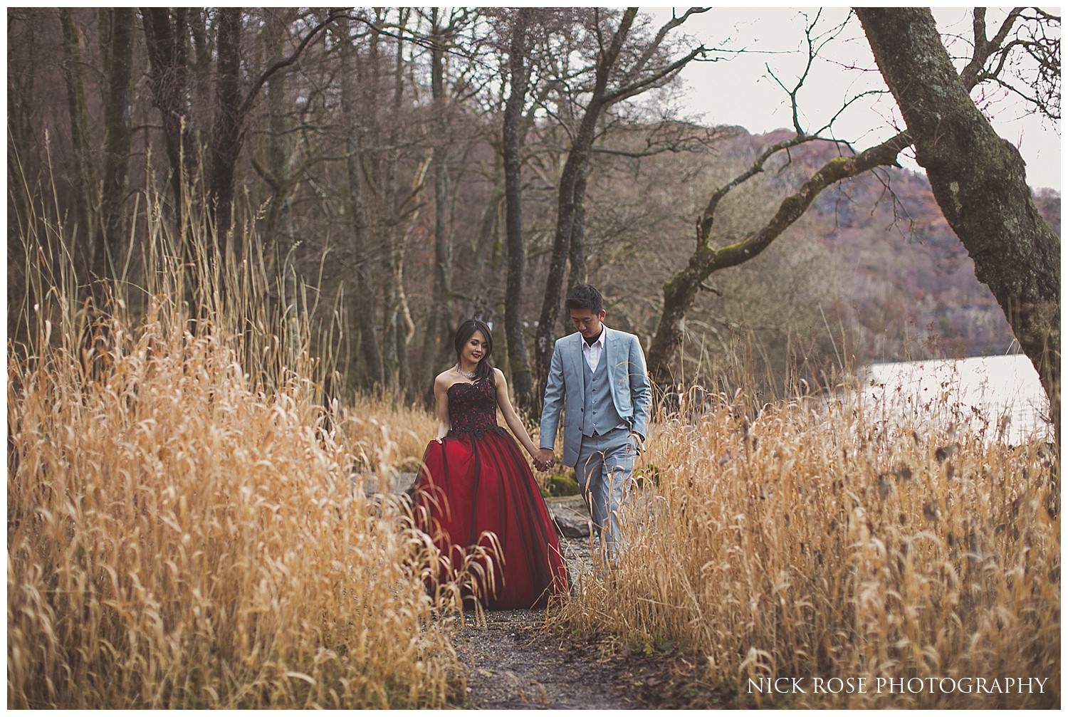 Pre Wedding Photographer Scotland