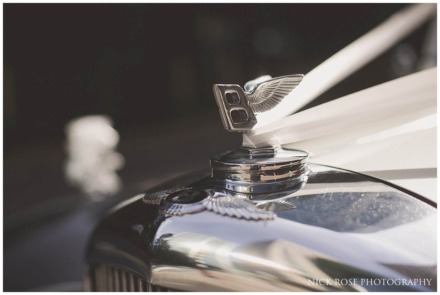 Bentley car for an Indian wedding in London
