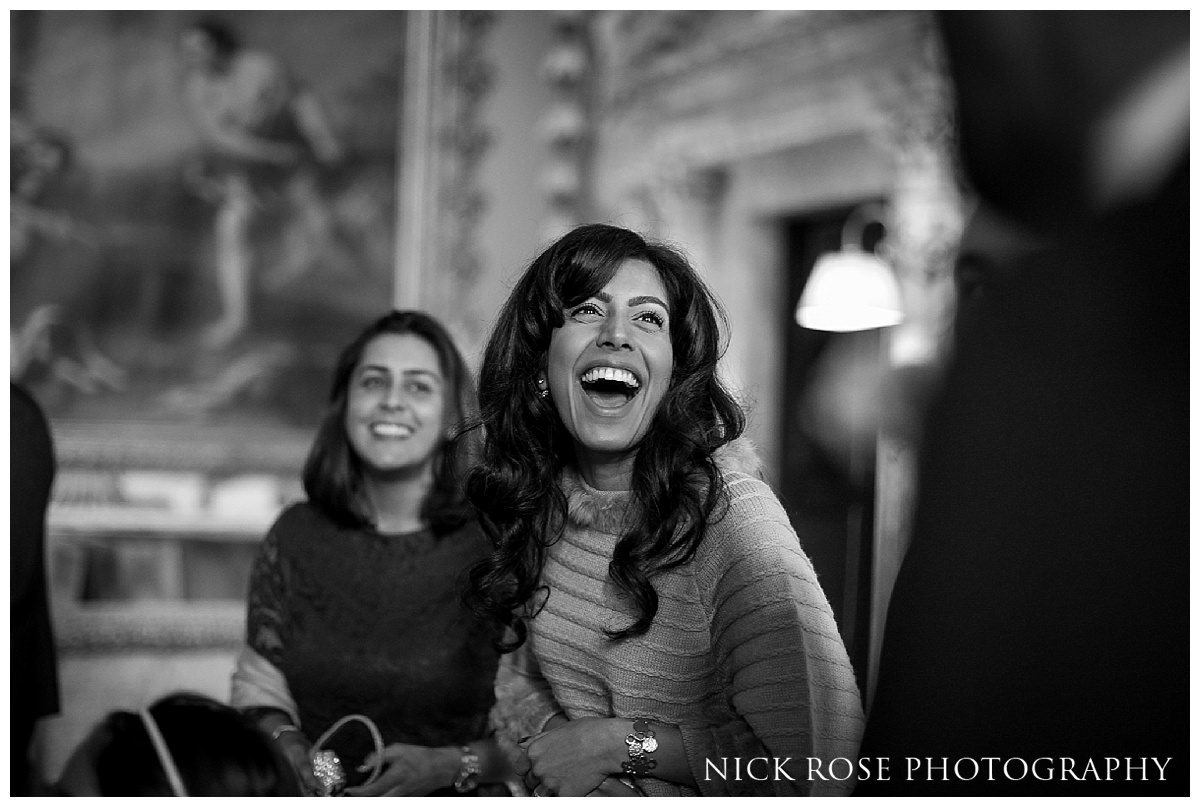 Post wedding celebrations at Moor Park in Rickmansworth Hertfordshire