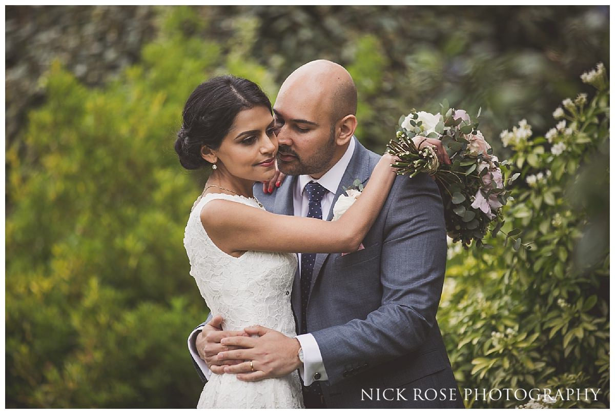 Asian Wedding photography at Moor Park in Rickmansworth