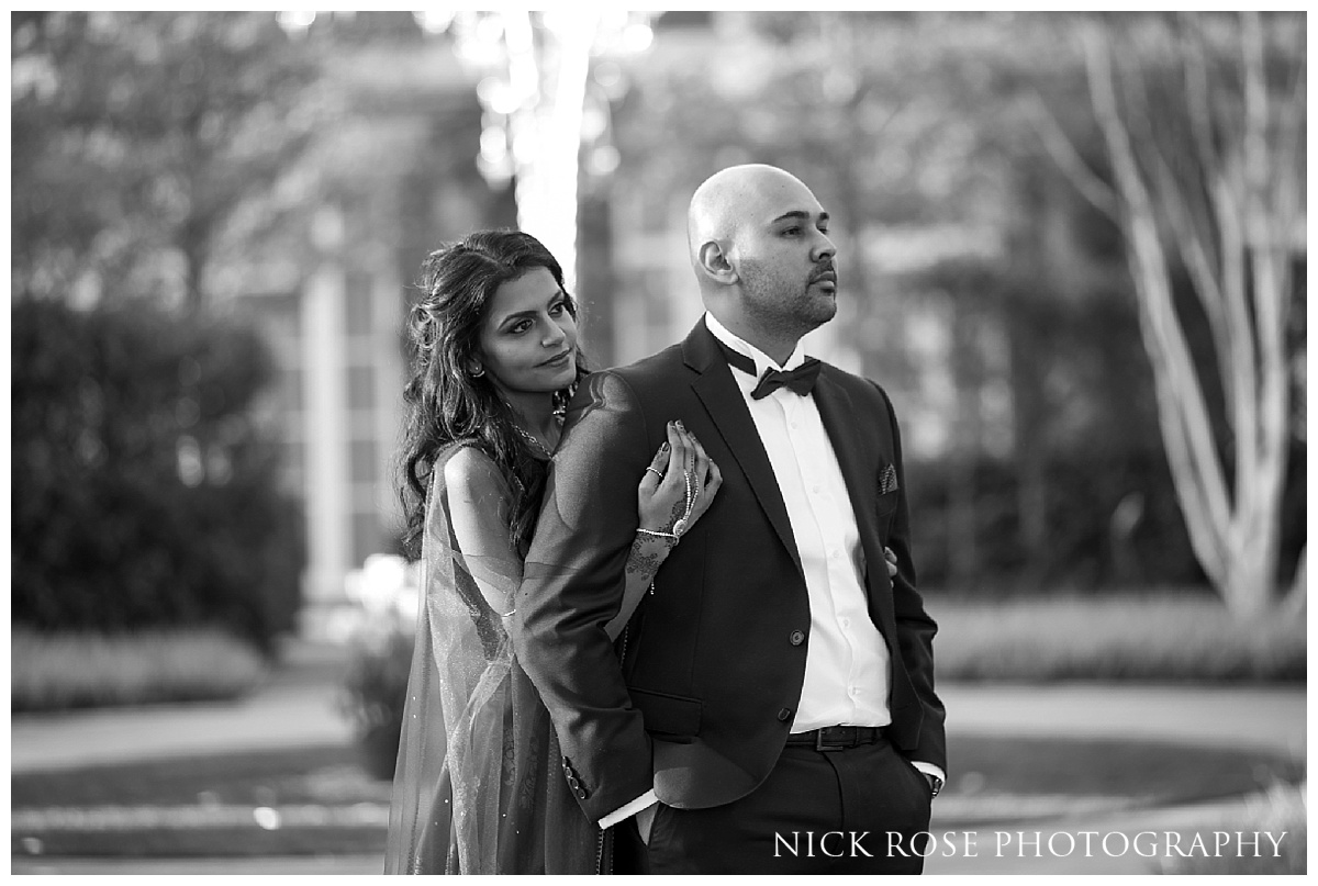 Indian wedding photography at The Grove in Hertfordshire