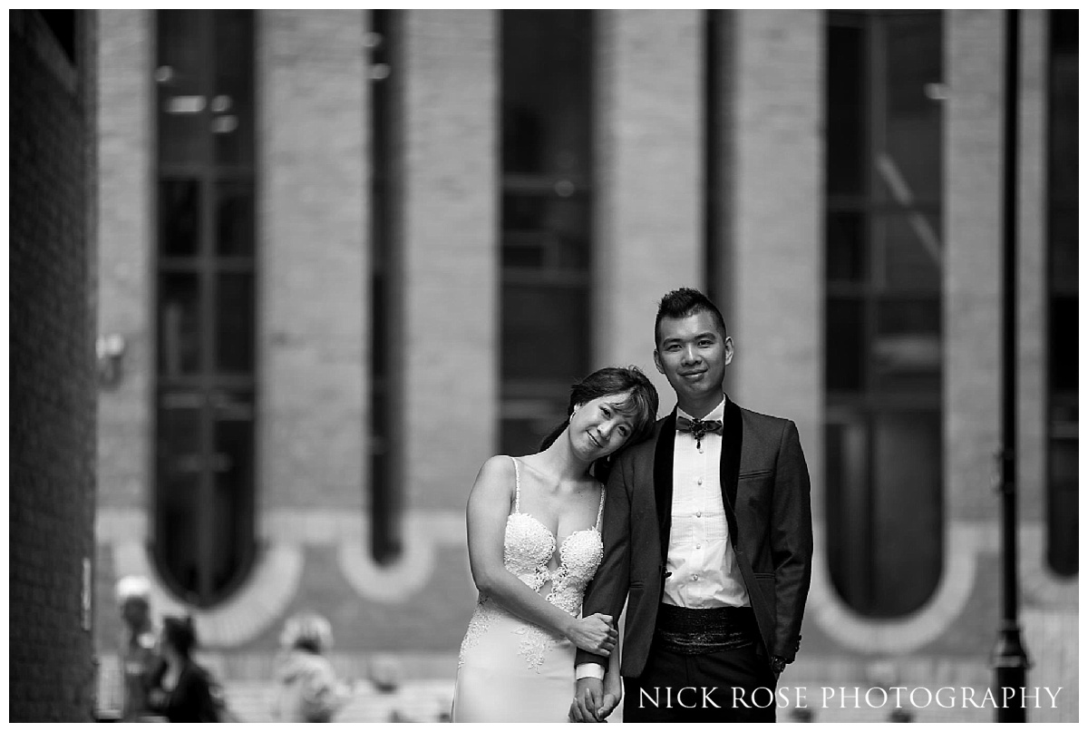 Pre wedding Photography in central London
