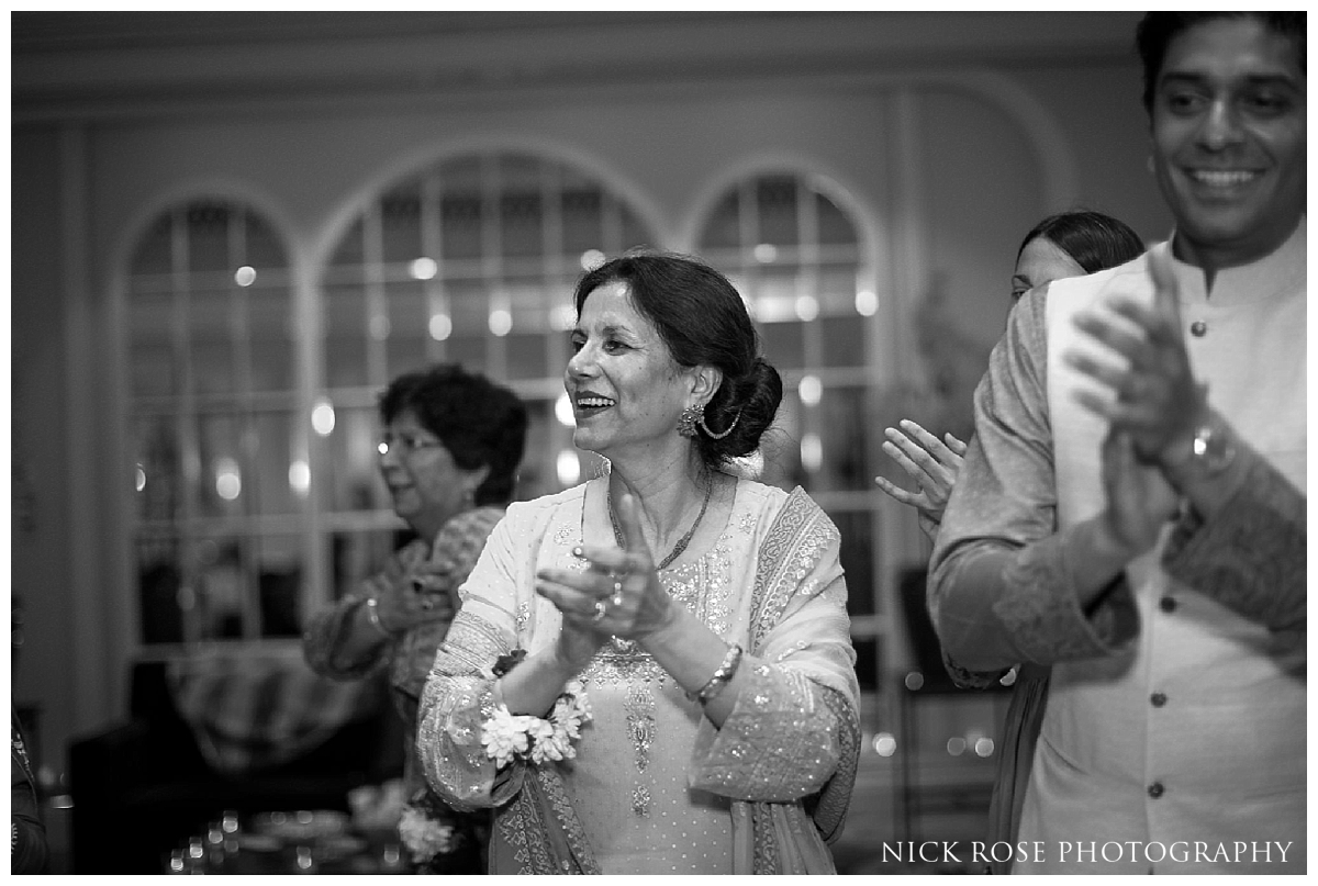 South Asian Bhangra at the Park Lane Sheraton Grand in London