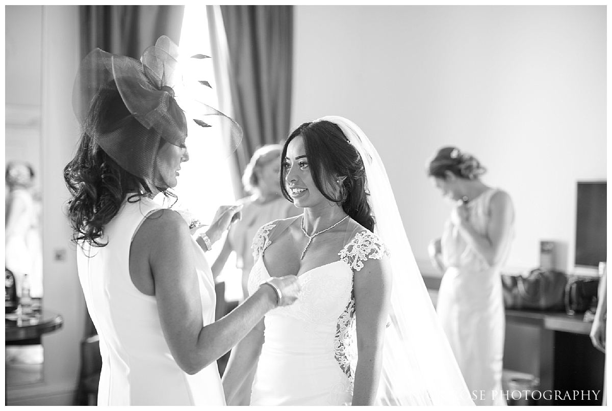 Buxted Park hotel wedding in East Sussex