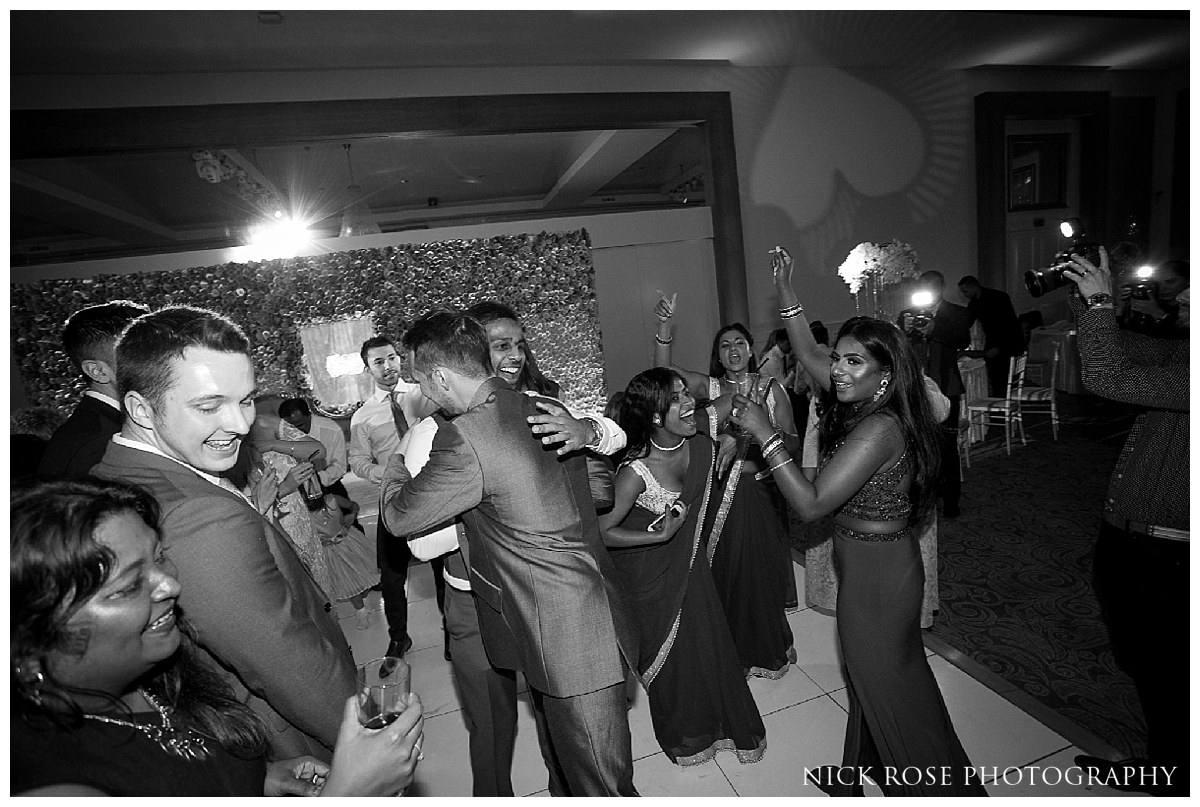 Meridian Grand Asian wedding reception in London