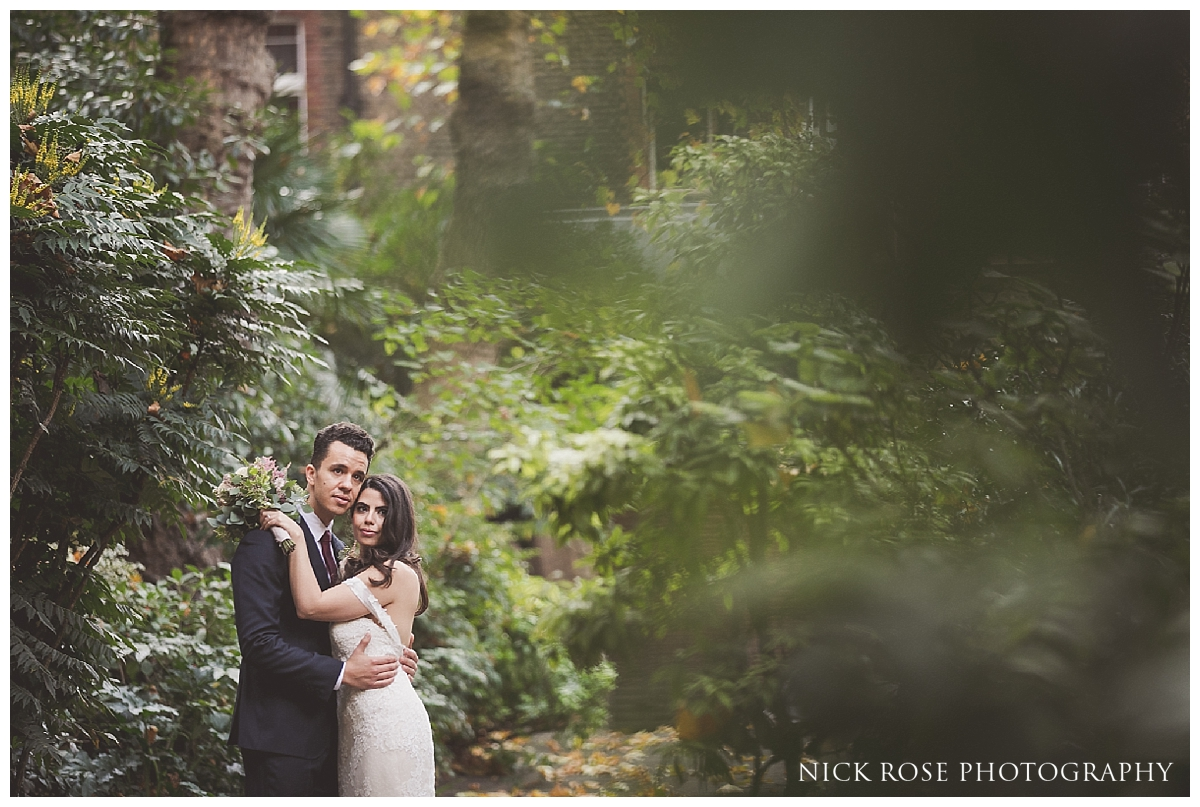 London wedding photography at Dartmouth House in Mayfair by Nick Rose Photography