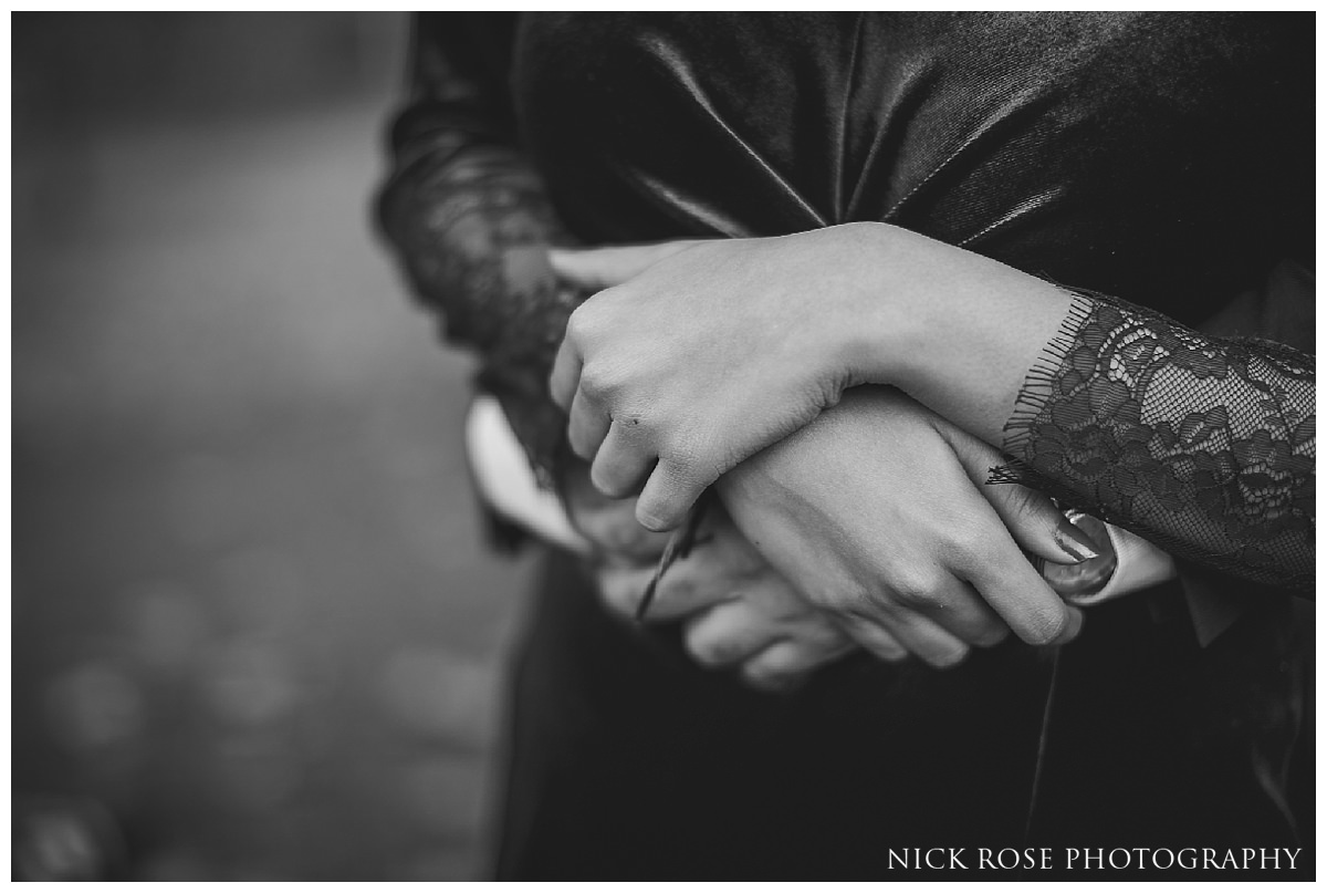 Pre wedding photography in St James's Park London