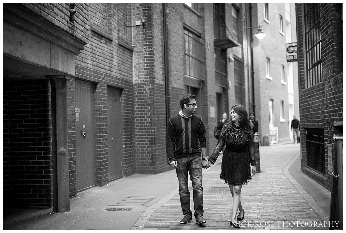 UK pre wedding photography shoot in London