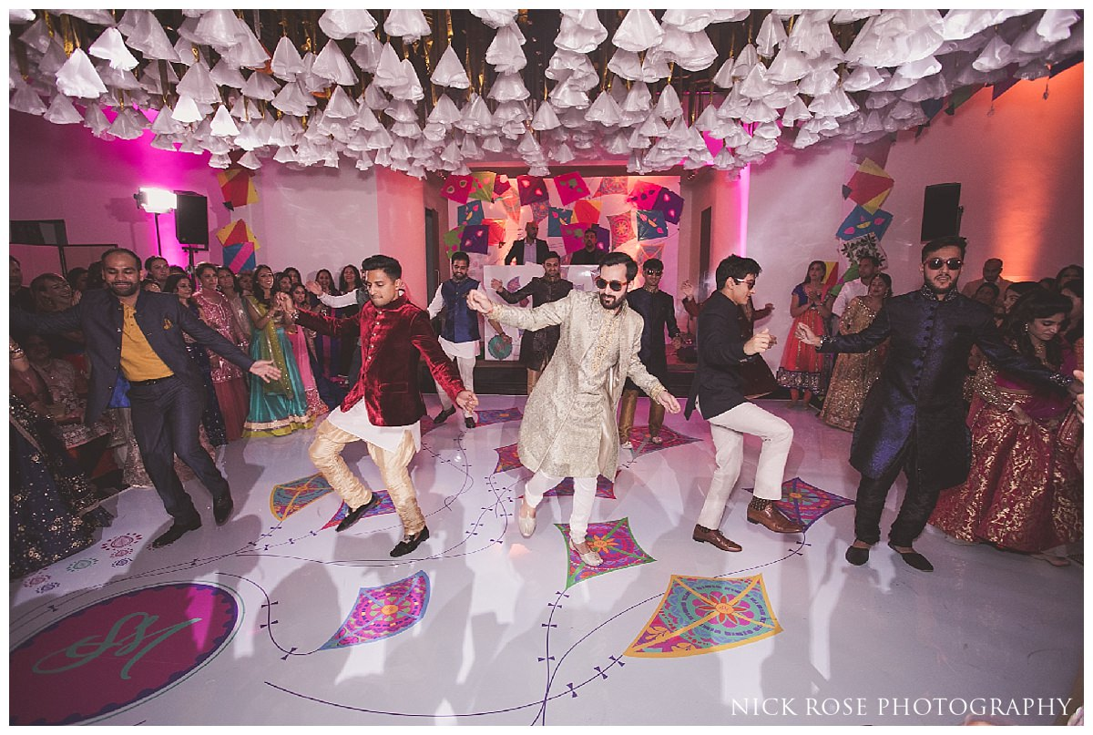 Montcalm London Wedding Sangeet Photography_0017.jpg
