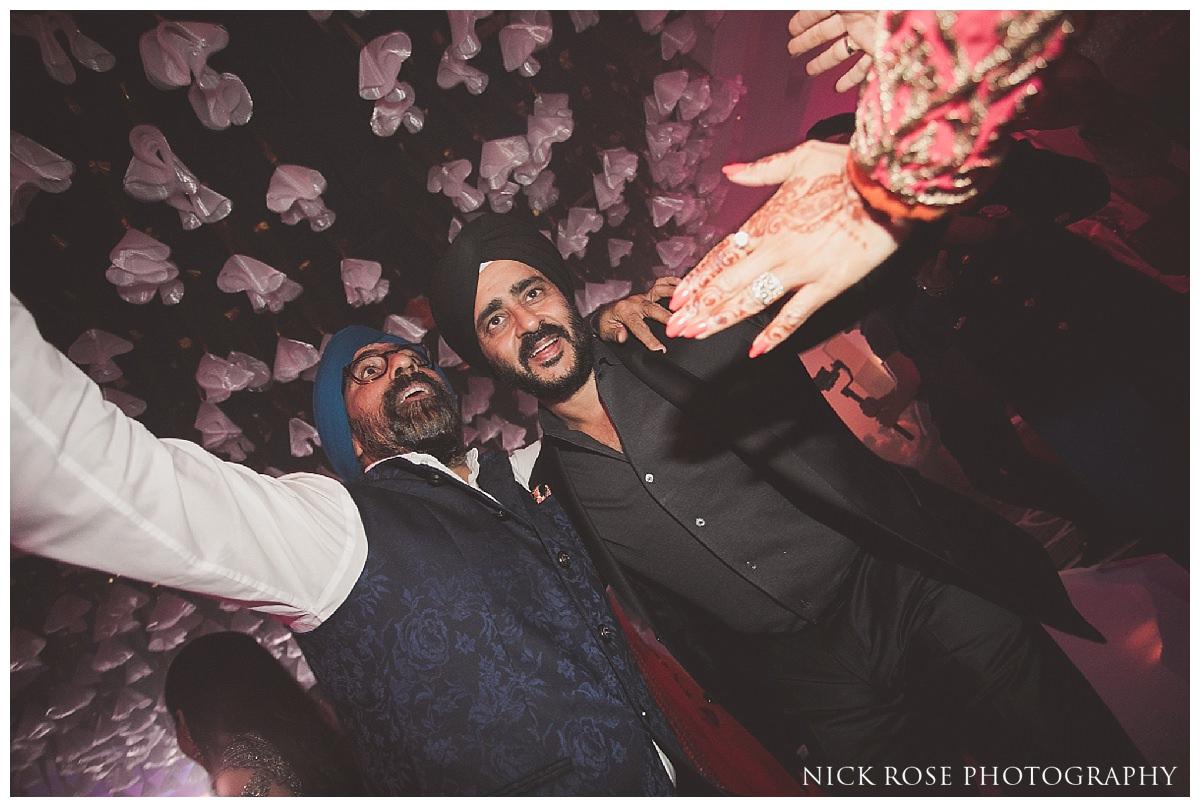 Montcalm London Wedding Sangeet Photography_0024.jpg
