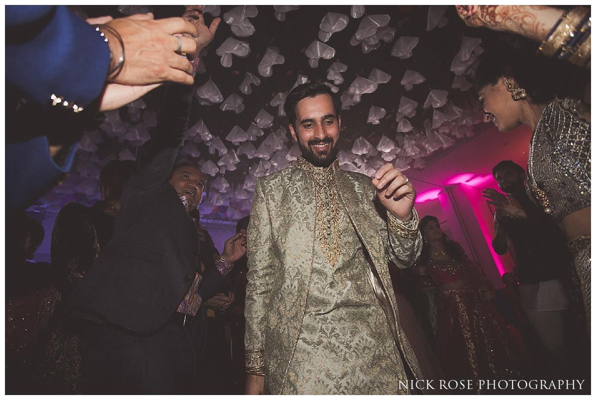 Montcalm London Wedding Sangeet Photography_0034.jpg