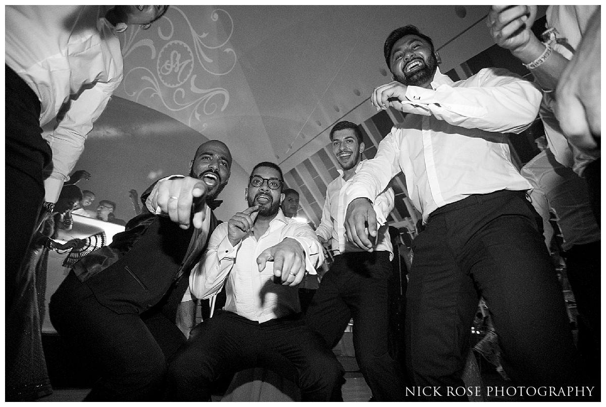 Destination wedding photography dancing in Valencia Spain