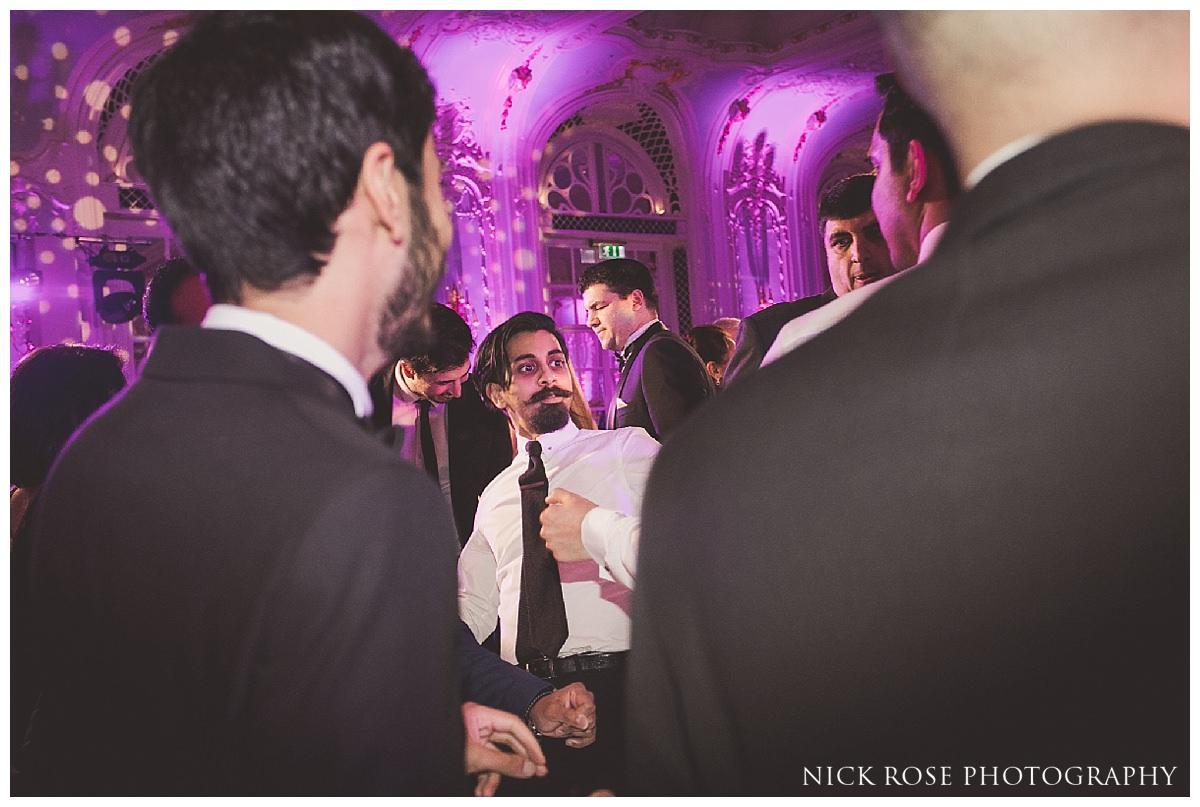 London wedding at The Savoy