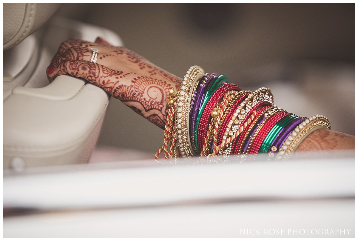 Indian wedding photography at the Oshwal Centre Potters Bar