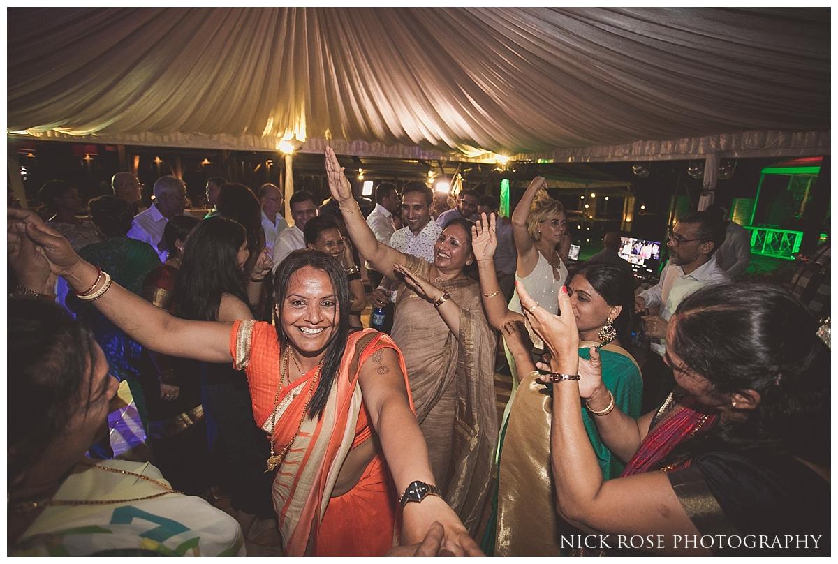 Constance Ephelia wedding celebrations in the Seychelles