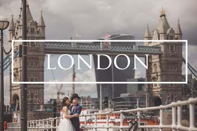 UK pre wedding photography in London England