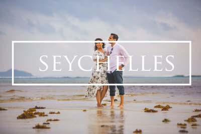 Destination pre wedding photography at the Constance Ephelia Seychelles