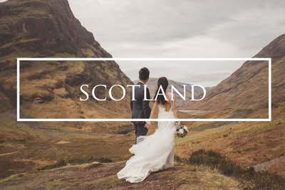 Pre wedding photography in Glencoe Scotland