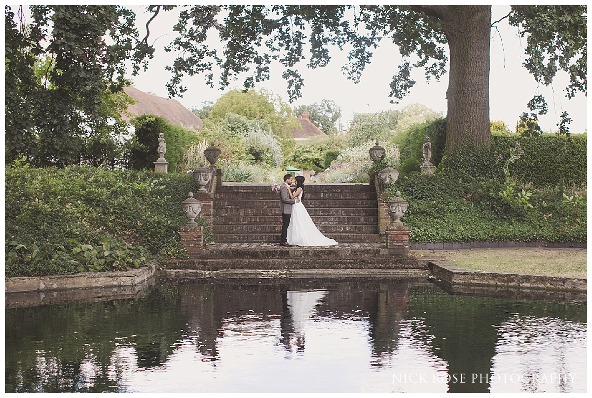 Micklefield Hall wedding photography Rickmansworth