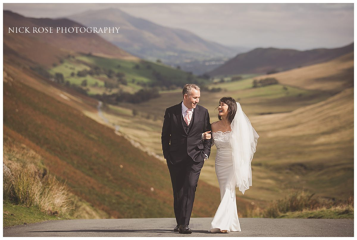 Lake District Pre Wedding Photography UK