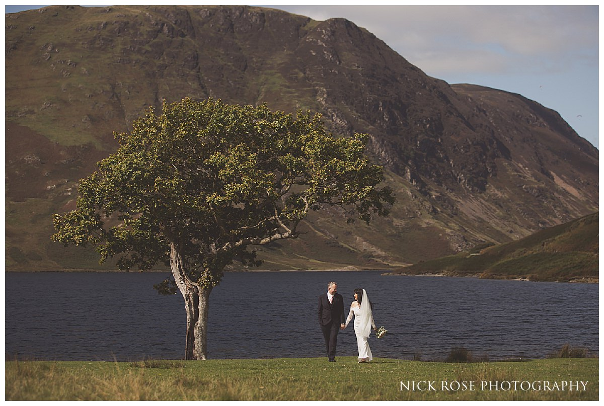 Pre wedding photography in the Lake District UK