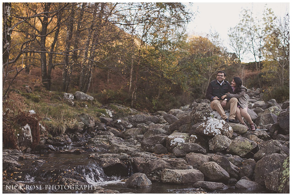 Lake District Pre Wedding Photography in Cumbria England