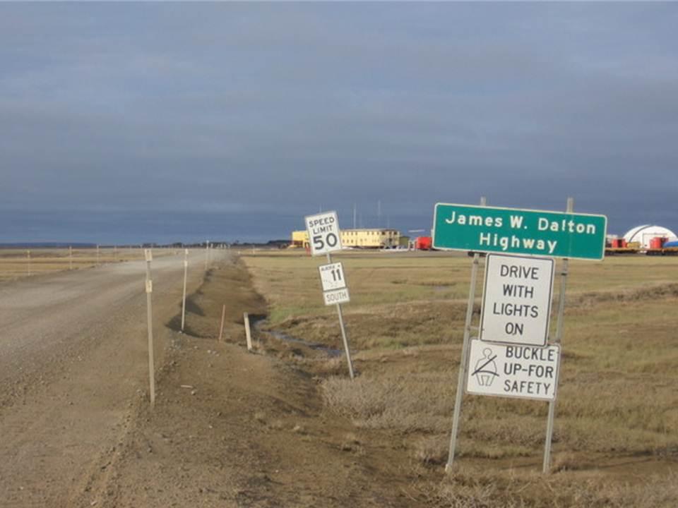 DHMP - 414 - sign, Deadhorse Camp - 2011 - N. Piispanen.JPG