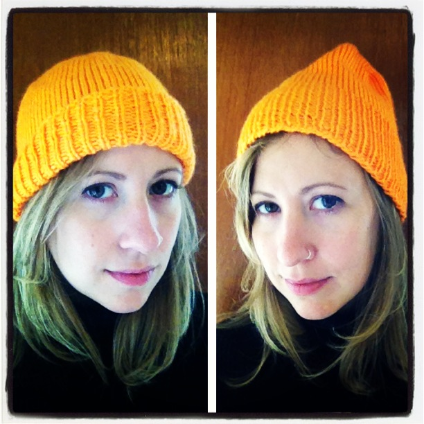 one hat two ways