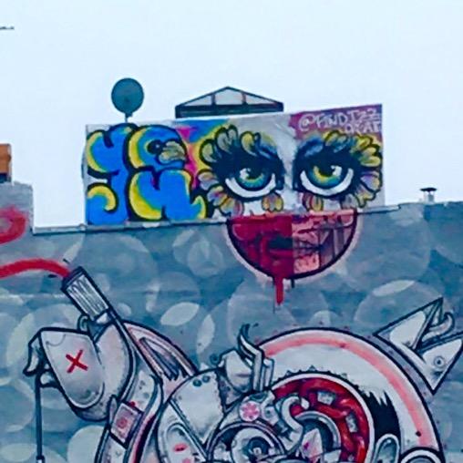 Flushing Ave - Brooklyn, NY 2016