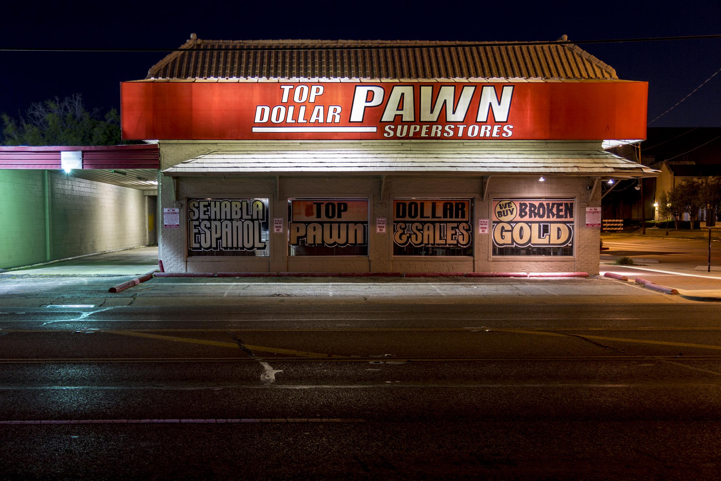 Pawn Shop Series - Top Dollar Pawn