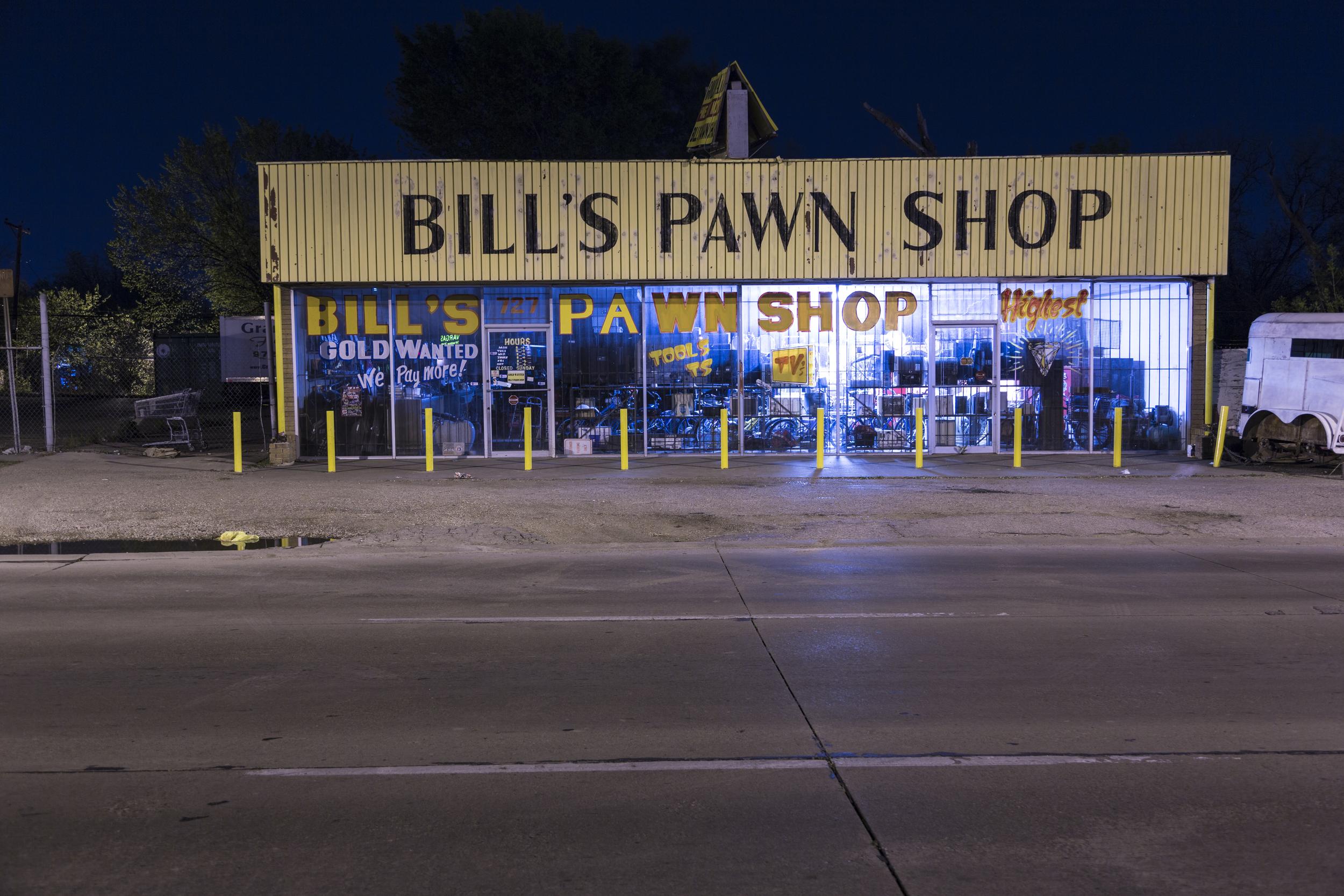 Pawn Shop Series - Bill's Pawn Shop