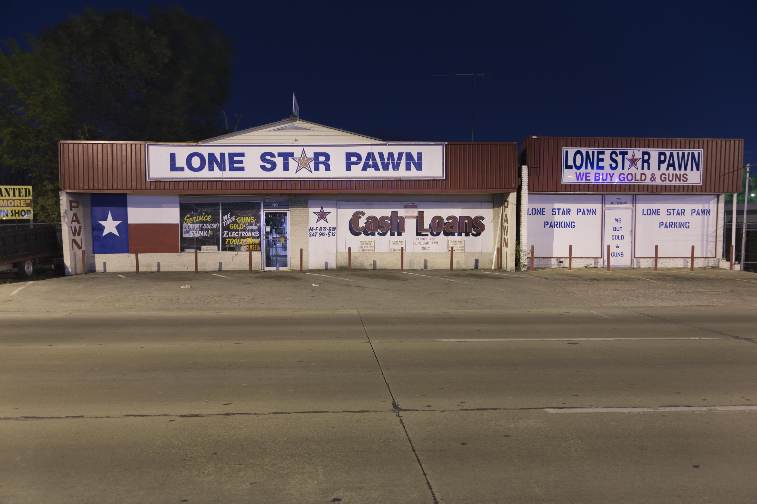 Pawn Shop Series - Lone Star Pawn