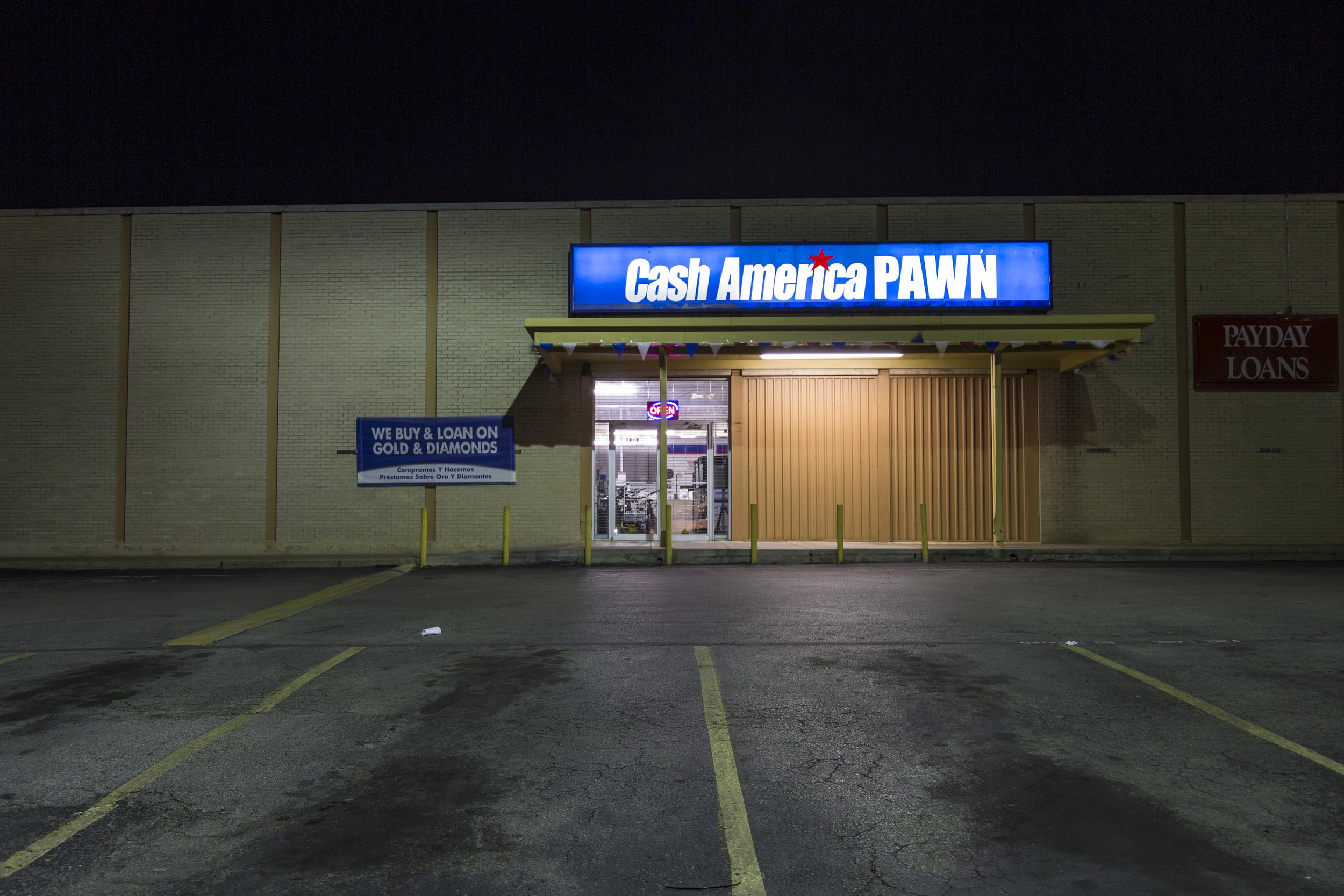 Pawn Shop Series - Cash America Pawn