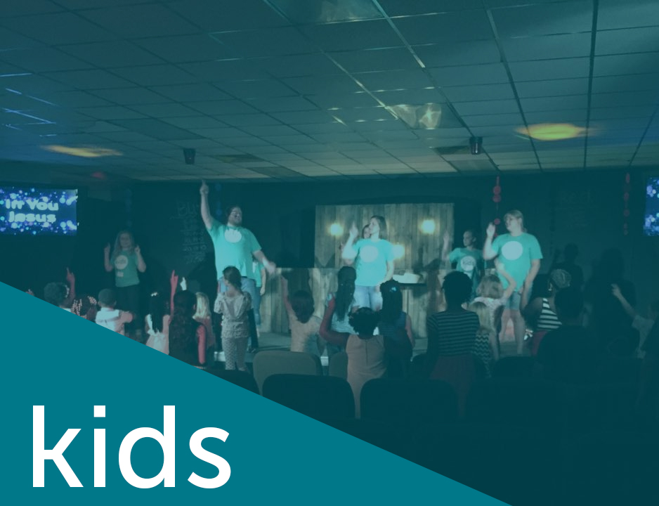 Kids have a blast at Generations Church! We want church to be fun and meaningful for the entire family. Click above to get more information about our Kids Ministry