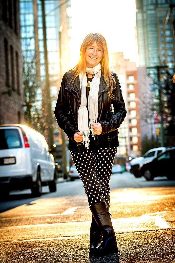 EVA WUNDERMAN | Producer, Director, Writer  Photo credit: Koichi Saito
