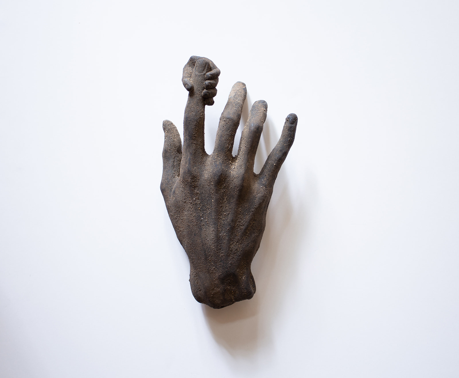 "James Croak ""Hand #8"""