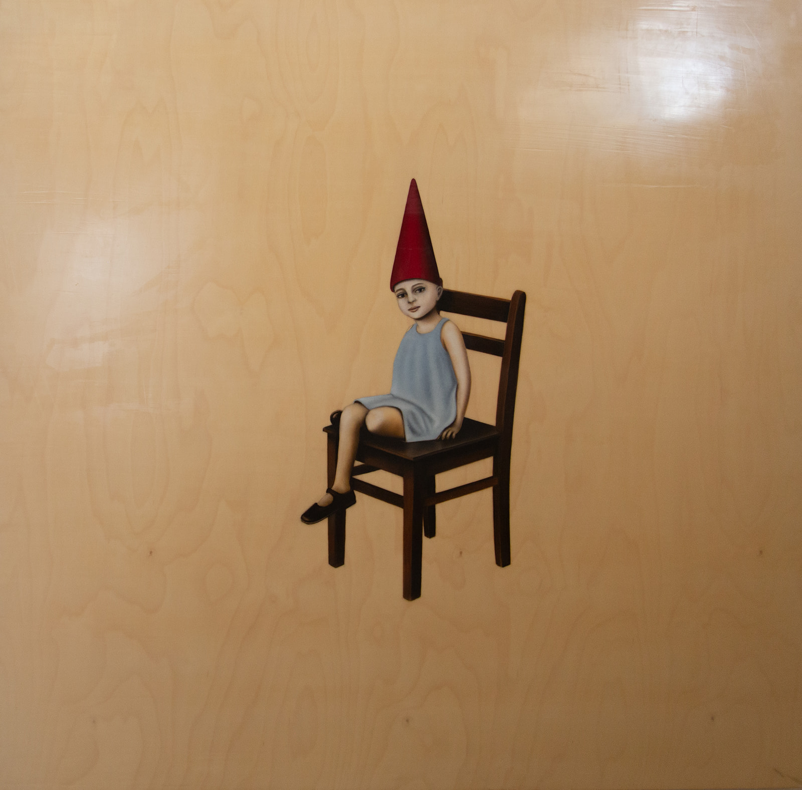 "Tony Hernandez ""Red Chair"""