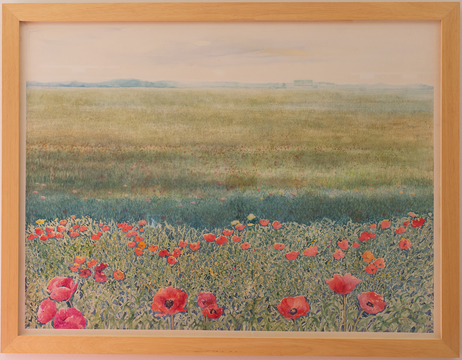 "Margaret Scanlan ""Poppy Field"""